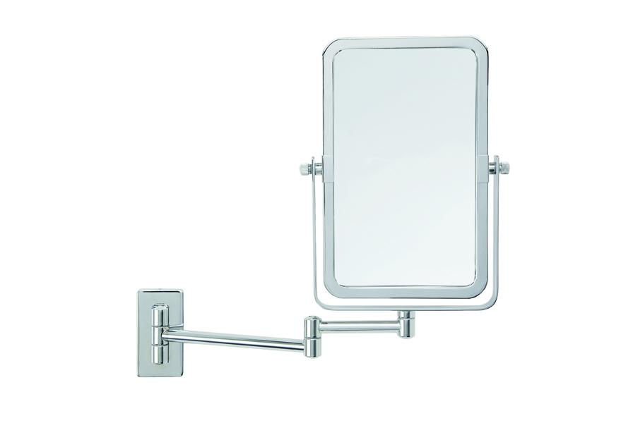 Sup rieur derouleur papier wc noir 1 leroy merlin hoze home - Miroir articule salle de bain ...